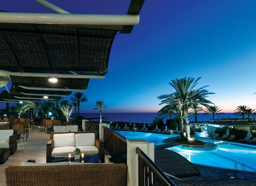 Rooms At Athena Beach Hotel Paphos