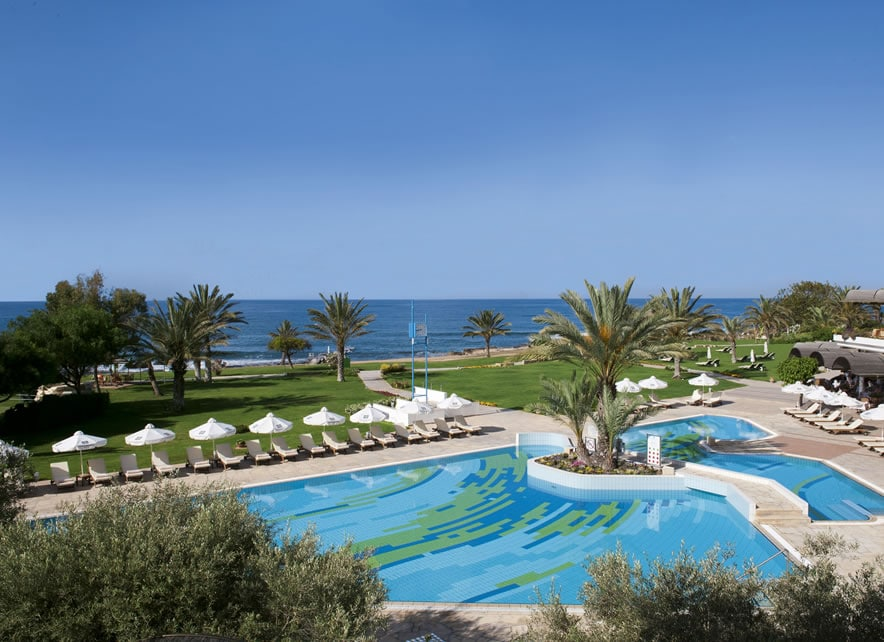 Athena Royal Beach Pool and Sea View